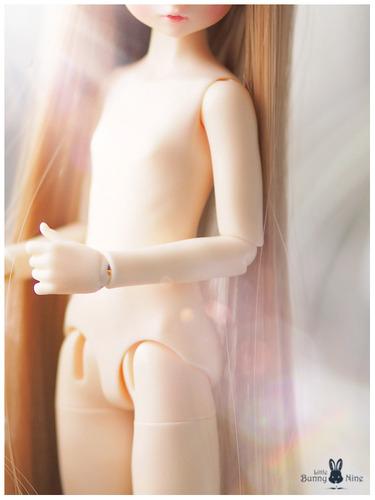 Little bunny] 여아 바디/21.5cm