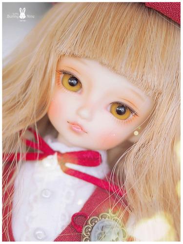Little bunny] 리틀푸딩 B 인형/21.5cm