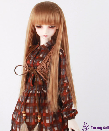 FM/1093#Soft Brown 가발